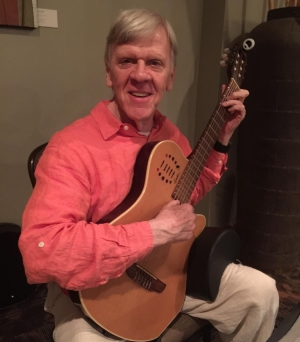 Roger Paull - Guitar Instructor at Boogie Music