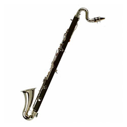Bass Clarinet Rental - Used (month to month) (BM-RNTBC1)