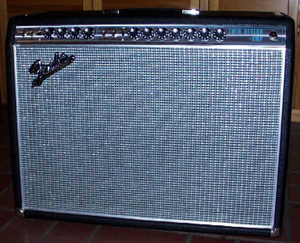 70's Fender Twin Reverb