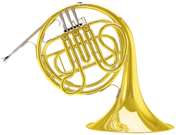 Single French Horn Rental - Used (month to month) (BM-RNTSFH1)