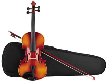 "1/2 Violin Rental - ""Best"" New (month to month) (BM-RNTVIH2)"